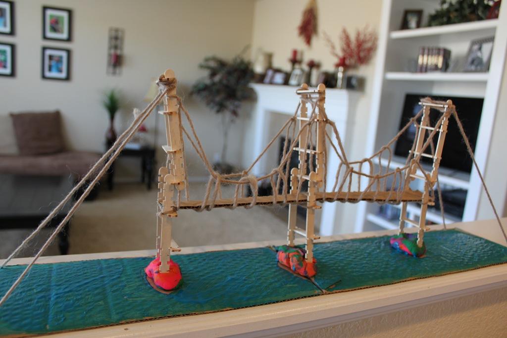 Delaware Memorial Bridge Kids Craft Confessions Of A